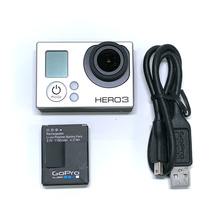 Battery Camera Gopro Silver-Edition HERO 100%Original for Charging-Data-Cable Charging-Data-Cable
