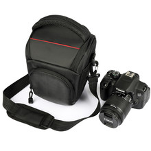 wennew case Camera Bag for SLR/DSLR with Adjustable Shoulder Strap Compatible for Nikon Canon Sony Panasonic Fujifilm Cover()
