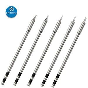 Image 1 - מקורי מהיר TS1200A עופרת חינם הלחמה ברזל טיפ ריתוך עט כלי TSS02 SK TSS02 I TSS02 1C TSS02 J TSS02 KK ריתוך ברזל טיפ