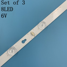 Led-Backlight-Strip 40HR330M08A6 Toshiba 40l2600 F40S5916 TOT 40D2900 for L40f3301b/40a730u/40l2600/..