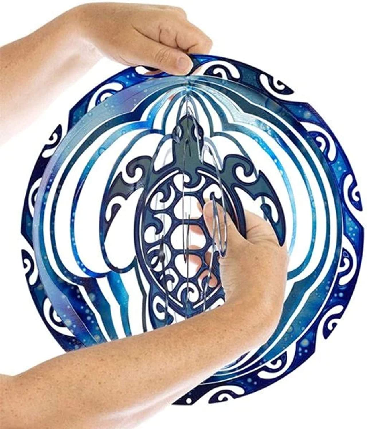 Turtle Wind Spinner