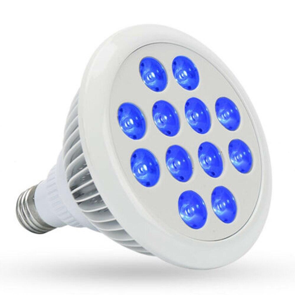 Hydroponics Veg Growing Led Grow Bulb For  LED PAR38 Grow Light E27 LED Plant Grow Lights Bulb For Aquarium And Plant Grow