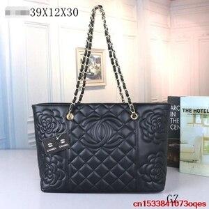Luxury Designer Brand Chanel- Handbag Shoulder Bags Women Messenger Bag Bolsa Feminina Handbags C23