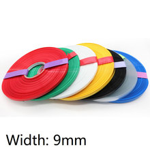 Heat-Shrink-Tube Lithium-Battery Cable-Sleeve Wire Wrap-Protection Insulated-Film 9mm
