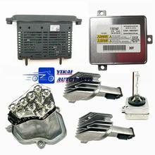New 63117271901 Headlight Ballast Set Left Right Xenon Headlamp Modules  63127262731 for 11 13 BMW 5 F10 F11 528i 535i 550i