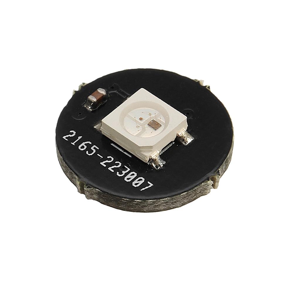 5V 1 Bit WS2812 5050 RGB LED Intelligent Full Color RGB Ring Development Board