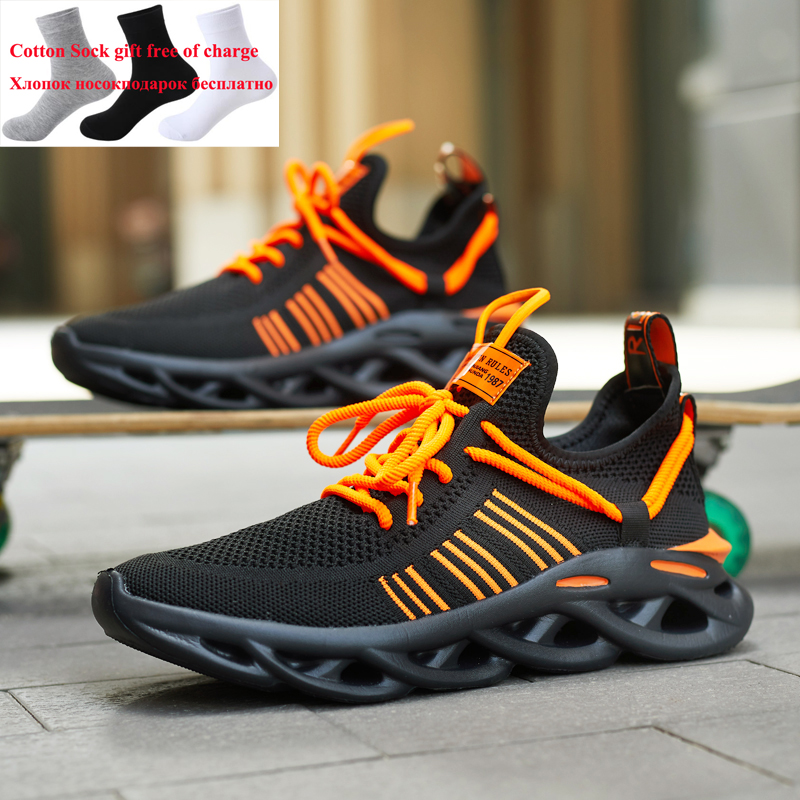 2020 Brand Designer Men Running Shoes 48 Comfortable Light Sneakers Women Walking Shoes 43 Personallity Lover Dancing Shoes Big|Running Shoes| |  - title=