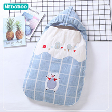 Get more info on the Medobo Stroller Envelope for Discharge Baby Sleeping Bag in Hospital Diaper Cocoon for Newborns Maternity Hospital Discharge Kit