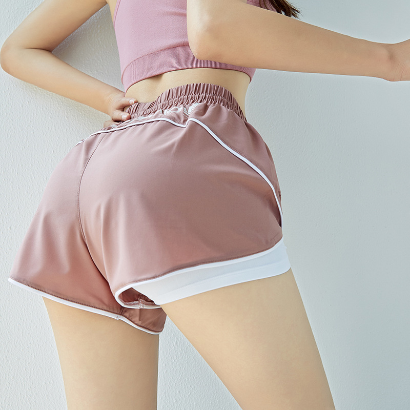 Tayekma Sports Shorts Women Do Not Walk Light Loose Gym Running Out Of The Speed Dry Vacation Two Lady Shorts