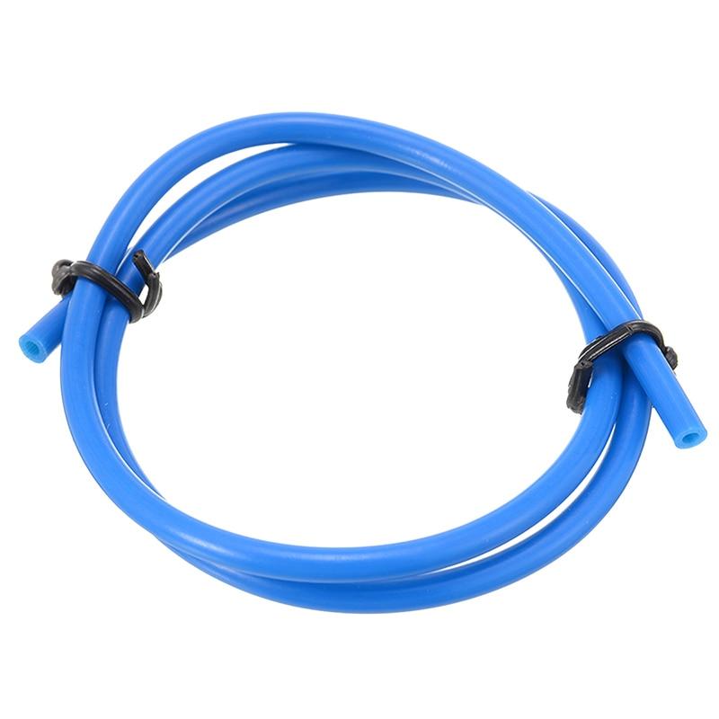 1PC Blue High Temperature PTFE Tube 1.9mm ID For 1.75mm Filament Ender 3 Capricorn 3D Printer Accessories 50CM