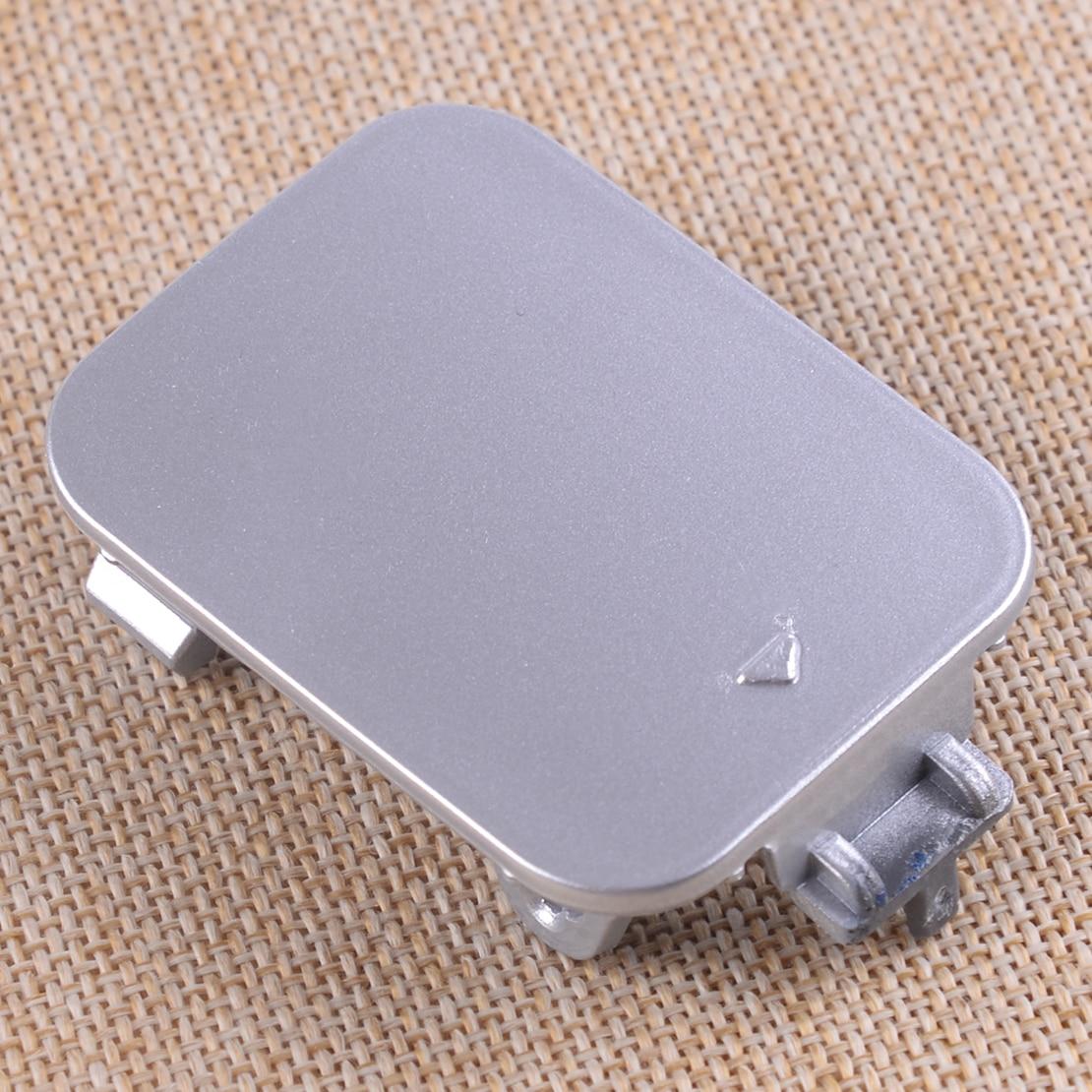 dwcx prata plastico amortecedor dianteiro gancho de reboque capa 51117184707 apto para bmw 528xi 528i 535i