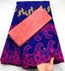 swiss lace fabric af...