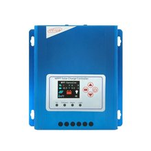 LCD Display 30A MPPT Solar Panel Charge & Discharge Controller 12V/24V/48V with Cooling Fan Intelligent Battery Regulator стоимость