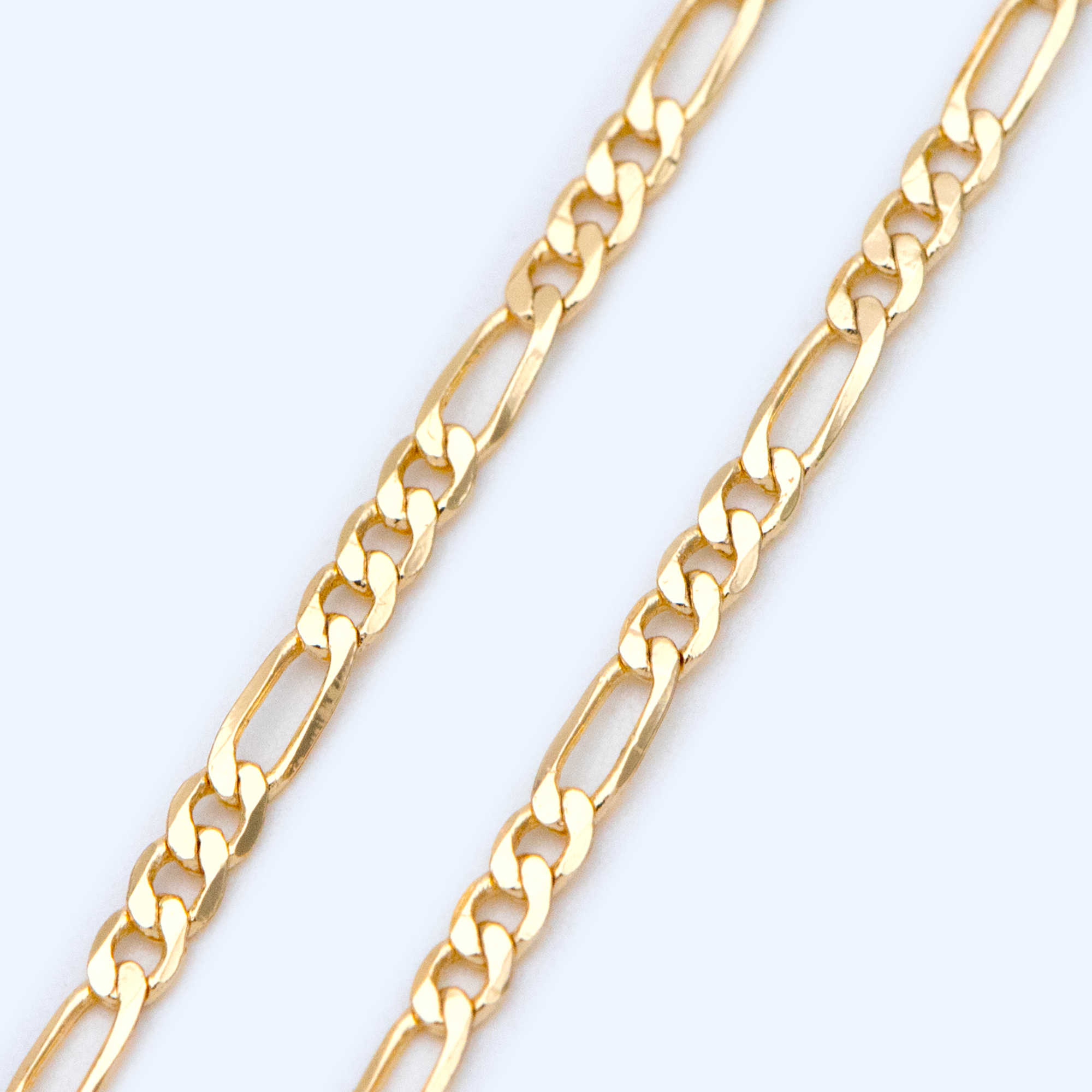 Wholesale Silver Platinum Copper Rose Gold Beads Crafts Jewelry Making Chains