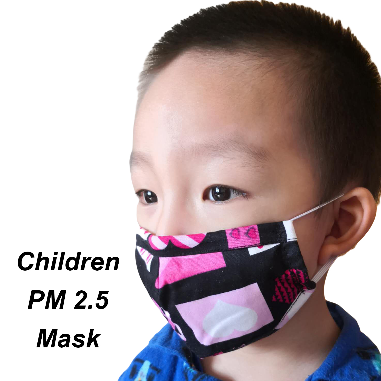 Children Cotton PM2.5 Mouth Mask Anti Dust Mask Activated Carbon Filter Windproof Mouth-muffle Bacteria Proof Flu Face Masks