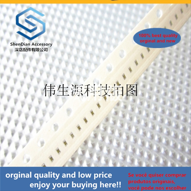 50pcs 100% Orginal New Best Quality 10K 0402 Precision Chip Resistor RR0510P-103-D Five Thousandths 0.1% 0.5%