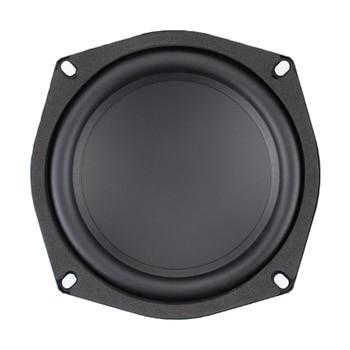 5 inch Speaker 5.25 inch Subwoofer Speaker 134MM Woofer Strong Bass Concave Bowl 40W 56Hz-4.5KHz 1PCS 6