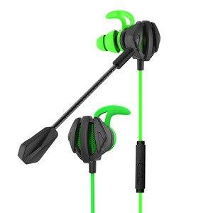 Image 3 - Kulaklık kask CS oyunları için oyun kulak kulaklık 7.1 Mic ses kontrolü ile PC oyun kulaklık