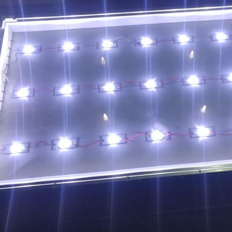 3V SMD Lamp Beads With Optical Lens Fliter For 32-65 Inch LED TV Repair(100pcs 3V)