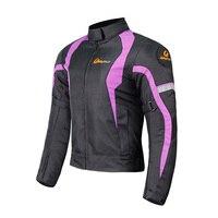 Motorcycle Women Jacket moto Waterproof Warm Winter Touring Motorbike Protective Gear Racing Clothing Moto chaqueta