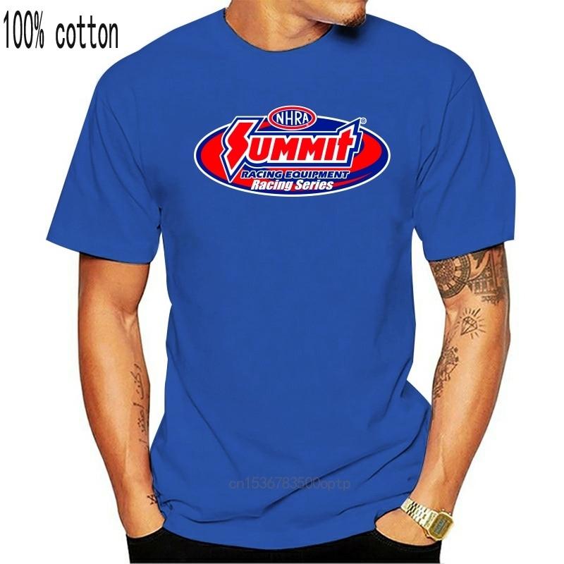 Summit racing series-mecânica trabalho gráfico camisa de manga curta