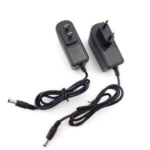 AC 100-240V DC 4,2 V 8,4 V 12,6 V 16,8 V 1A 100 0MA Power ladegerät adapter versorgung 8,4 12,6 16,8 V Volt 3,5mm 5,5mm für 18650 batterie