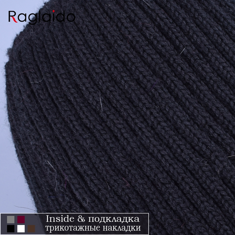 Image 5 - natural fur hats for women  winter knitted rabbit rex hand sewn real fur warm floral elegant girls fashionable stylish hatWomens Bomber Hats   -