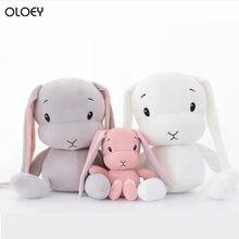 50 см мягкие игрушки новый милый кролик плюшевые детские в виде