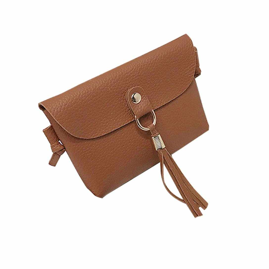 タッセル女性 messanger バッグヴィンテージハンドバッグメッセンジャーショルダーバッグ女性バッグパーソナルポケットバッグ韓国スタイルのバッグ