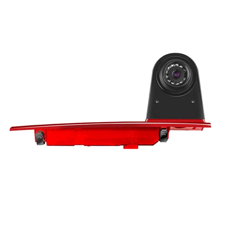 170°Wide Angle Brake Light Reversing Parking Camera Fit For Ford Transit 2012-2015