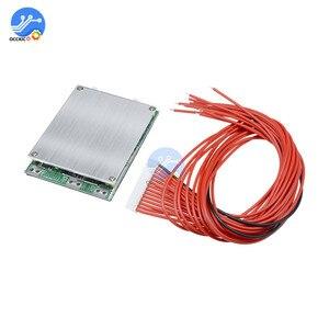 Image 5 - 13S 35A 48V Li ion lityum 18650 pil paketi BMS PCB kartı PCM dengesi entegre devreler kurulu Arduino için