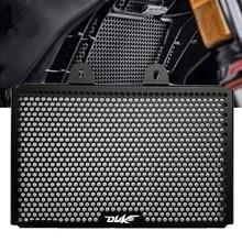Black Radiator Guards Cover Engine Cooling Protector For KTM Duke 390 2017 2018