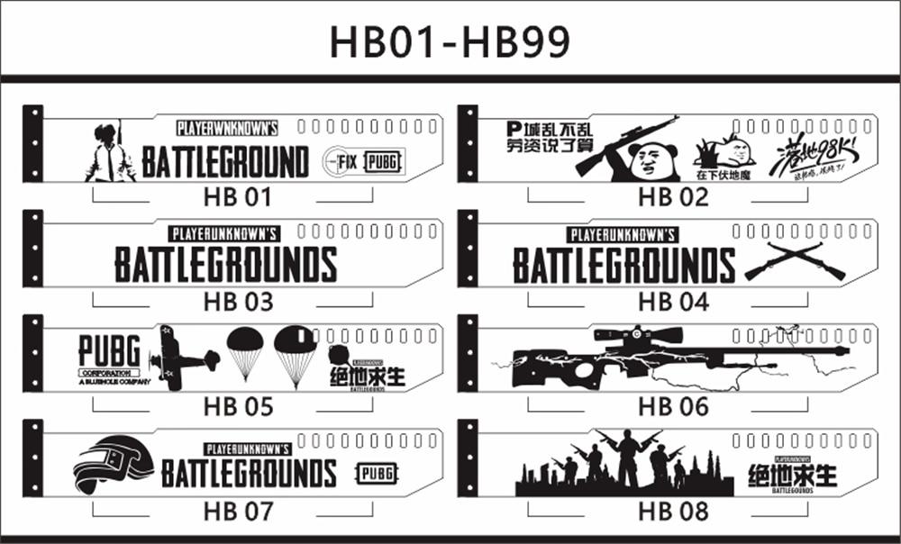 18 HB01-HB99