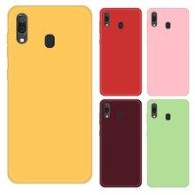Siliconen Case Candy Voor Samsung M40 M 40 40 M Case TPU A20 A70 A40 A50 A10 A30 A60 M20 m10 M30 Case Soft Shell EEN 20 70 30 10 40 EEN