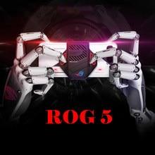 Nieuwe Originele Asus Rog 5 5G Gaming Mobiele Telefoon 6.78Inch 16G Ram 144Hz Display Snapdragon 888 6000Mah Snel Opladen 65W Nfc