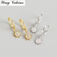 ying Vahine New 100% 925 Sterling Silver Small Sun Pendant S
