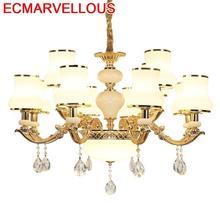 Colgante Modernos Lampade A Sospensione Moderne Design Crystal Loft Luminaire Suspendu Hanging Lamp Deco Maison Pendant Light