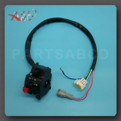 Buyang 300cc atv quad D300 G300 function switch assy buyang parts 5.3.01.0026