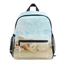 Children School Bags for Girl boy Kids cartoon Primary backpack Orthopedic Backpack schoolbag kids Beach shells Mochila Infantil
