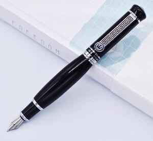 Image 4 - Duke 558 stylo fontaine noir vif, stylo décriture de 0.7mm, Style Unique, bureau et fournitures pour la maison