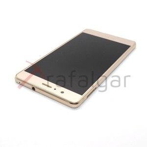 Image 4 - Трафальгар дисплей для Huawei P9 Lite ЖК дисплей G9 VNS L21Touch экран для Huawei P9 Lite дисплей с рамкой Замена