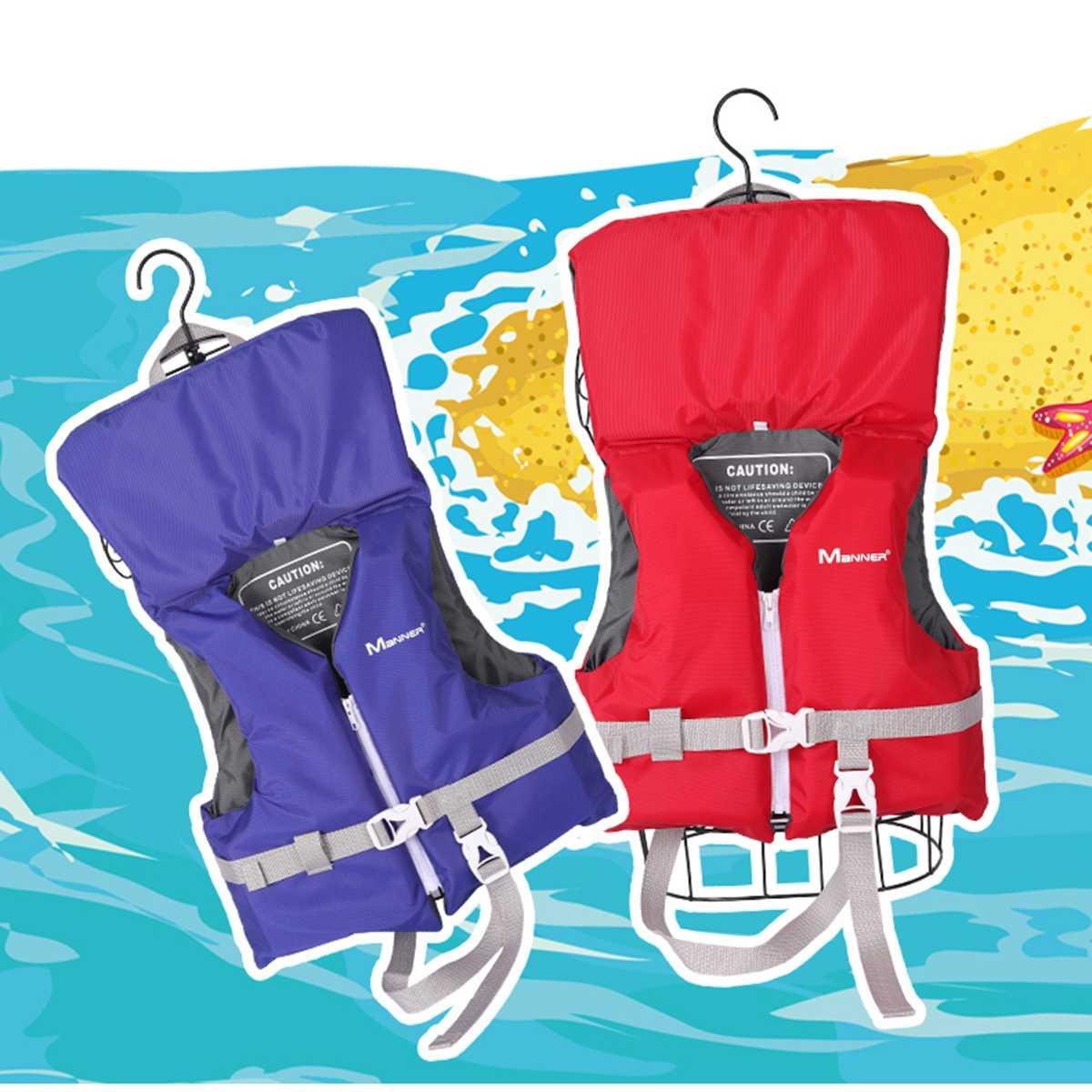 Child Kids Swim Life Jacket Float Vest Safety Swimming Buoyancy Float Aid