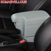Styling Arm Rest Car Car-styling Modification Decorative Mouldings Interior Automovil Armrest Box 16 17 18 FOR Chevrolet Sail