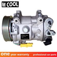 цены New Auto AC Compressor For Peugeot 407 For Citroen C5 Air Conditioner Compressor 9656572680 9663315480 9670022180 9660555280