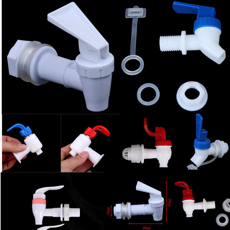 Kaca Botol Anggur Plastik Kran Guci Anggur Barel Tangki Air Keran Dengan Filter Anggur Valve Dispenser Air Bibcocks Switch Tekan