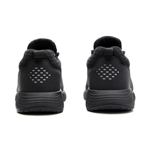 Image 4 - Men Breathable Safety Shoes Steel Toe Black Work Shoes Wearproof Sneakers Large Size 36 48