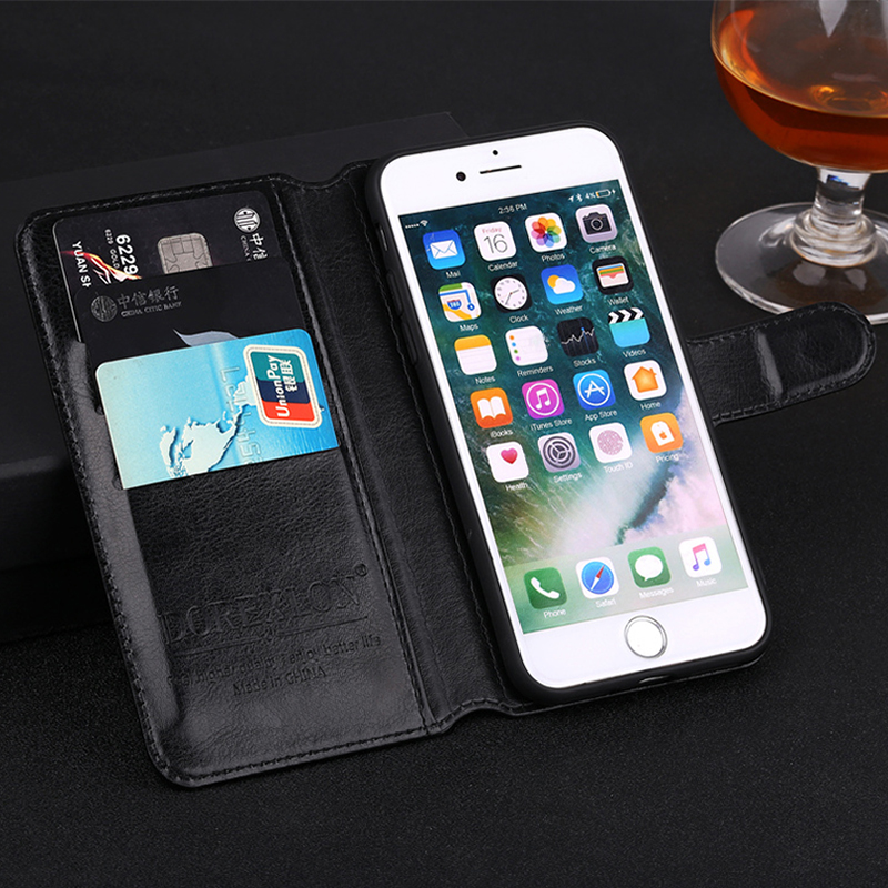 Leather Soft Case <font><b>Lenovo</b></font> S850 S650 S820 S856 S860 S898 S920 S890 Vibe X <font><b>S960</b></font> S580 S60 S90 Flip Stander Wallet Case Cover Coque image