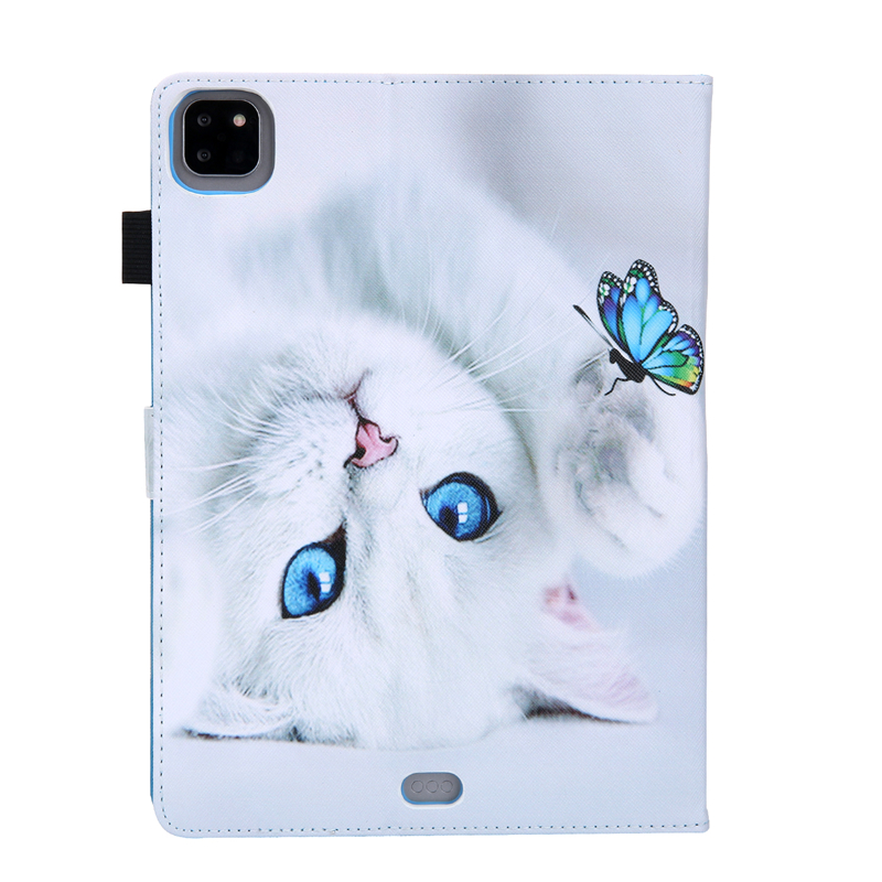 Case inch Cartoon For 10.9 Air Air 2020 4 Leather For Cover IPad Ipad Air4 Apple Tablet