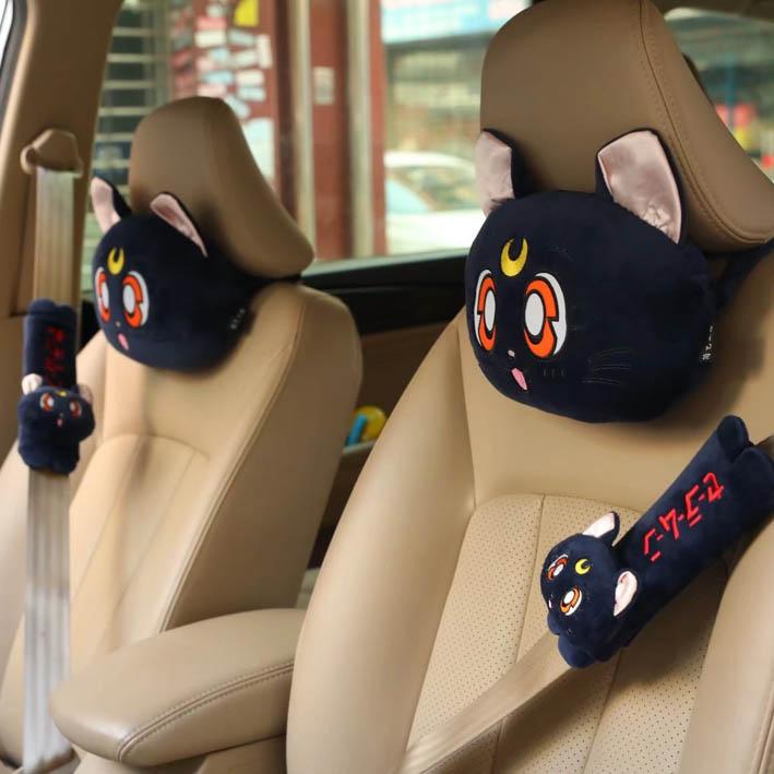 Sailor Moon Car Seat Set Pillow 2