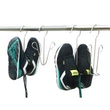Storage-Holder Shoe-Organizer Shelf-Stand Wardrobe Cabinet Space-Saving Sale-Hanging